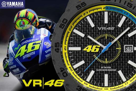 TW STeel YAMAHA VR46腕時計購入(*゚д゚)ムホムホ
