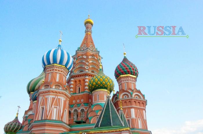 ロシア加工
